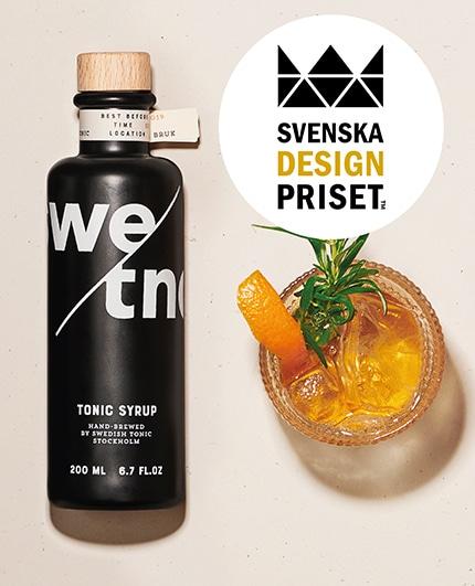 Swedish Tonic Svenska Designpriset
