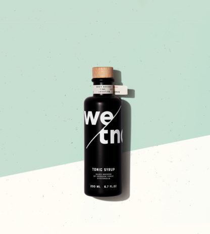Swedish Tonic Syrup till din GT