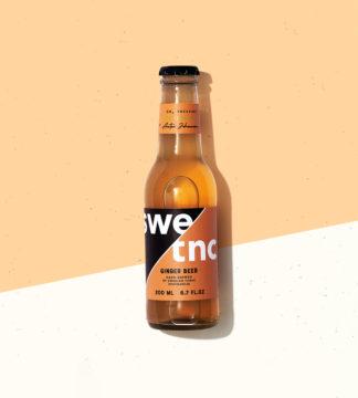 Ekologisk & naturlig Ginger Beer från Swedish Tonic