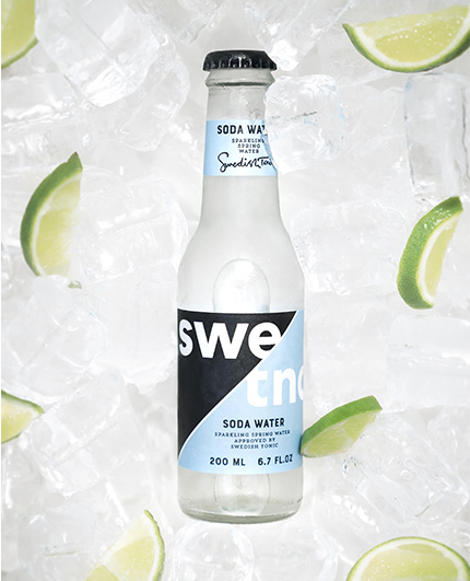 Sodavatten Swedish Tonic