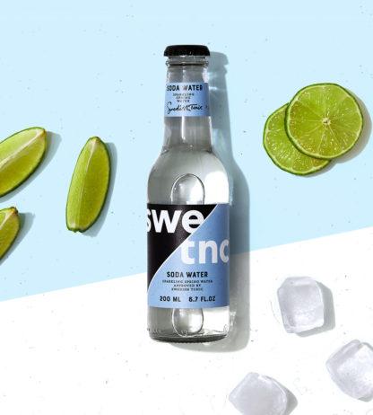 Friskt sodavatten från Swedish Tonic