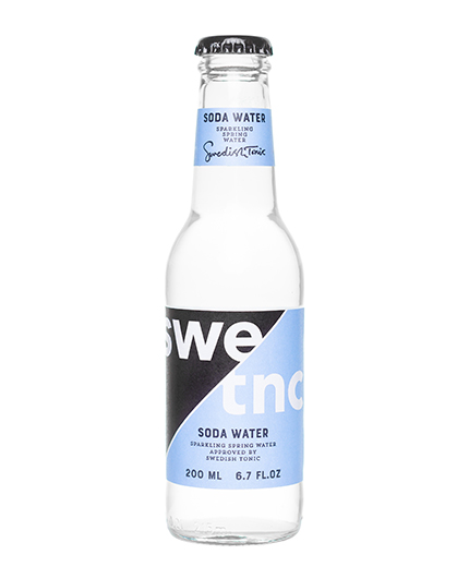 Soda Water Swedish Tonic