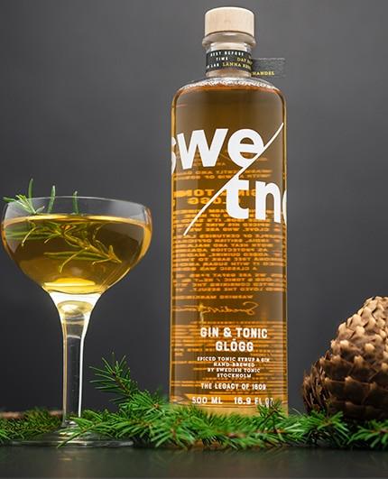Gin & Tonic-glögg från Swedish Tonic