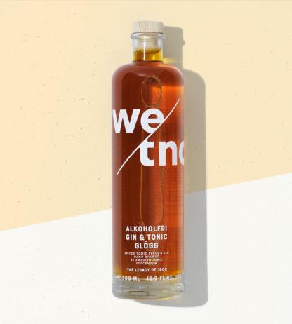 Gin & Tonic-glögg 0.5% från Swedish Tonic