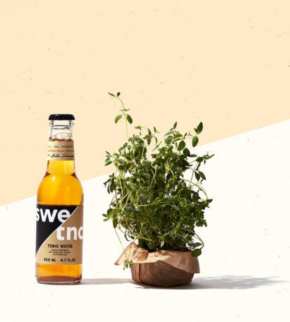 Riktig & ekologisk tonic från Swedish Tonic