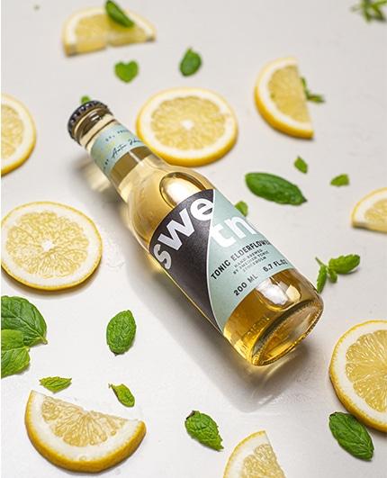Swedish Tonic Water Elderflower