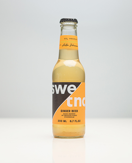 Ginger Beer från Swedish Tonic
