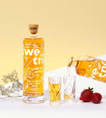 Gin & Tonic-snaps (Alkoholfri) från Swedish Tonic