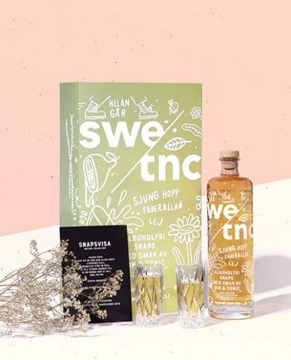 Gin & Tonic-snaps Giftbox!