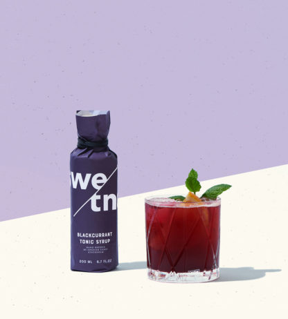 Swedish Tonic Blackcurrant