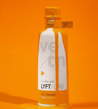 Hot Cinnamon Tonic Syrup från Swedish Tonic